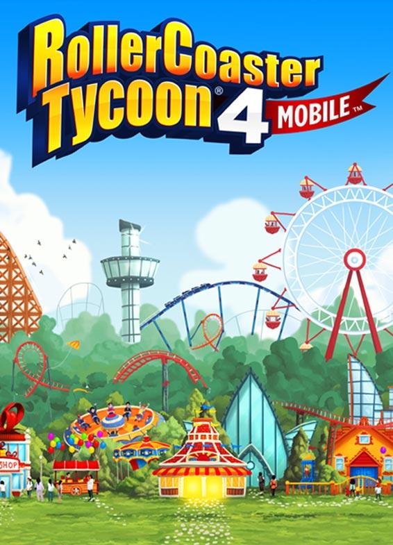 Afbeeldingsresultaat voor Rollercoaster Tycoon