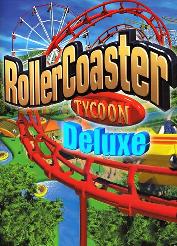 Roller Coaster Tycoon Deluxe