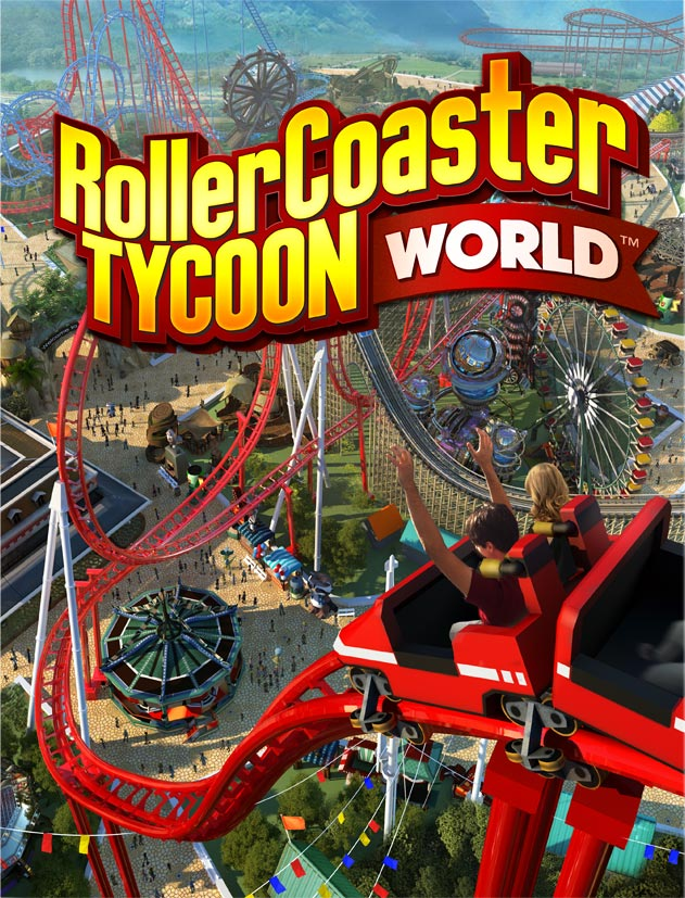 RollerCoaster Tycoon World - RollerCoaster Tycoon - The Ultimate