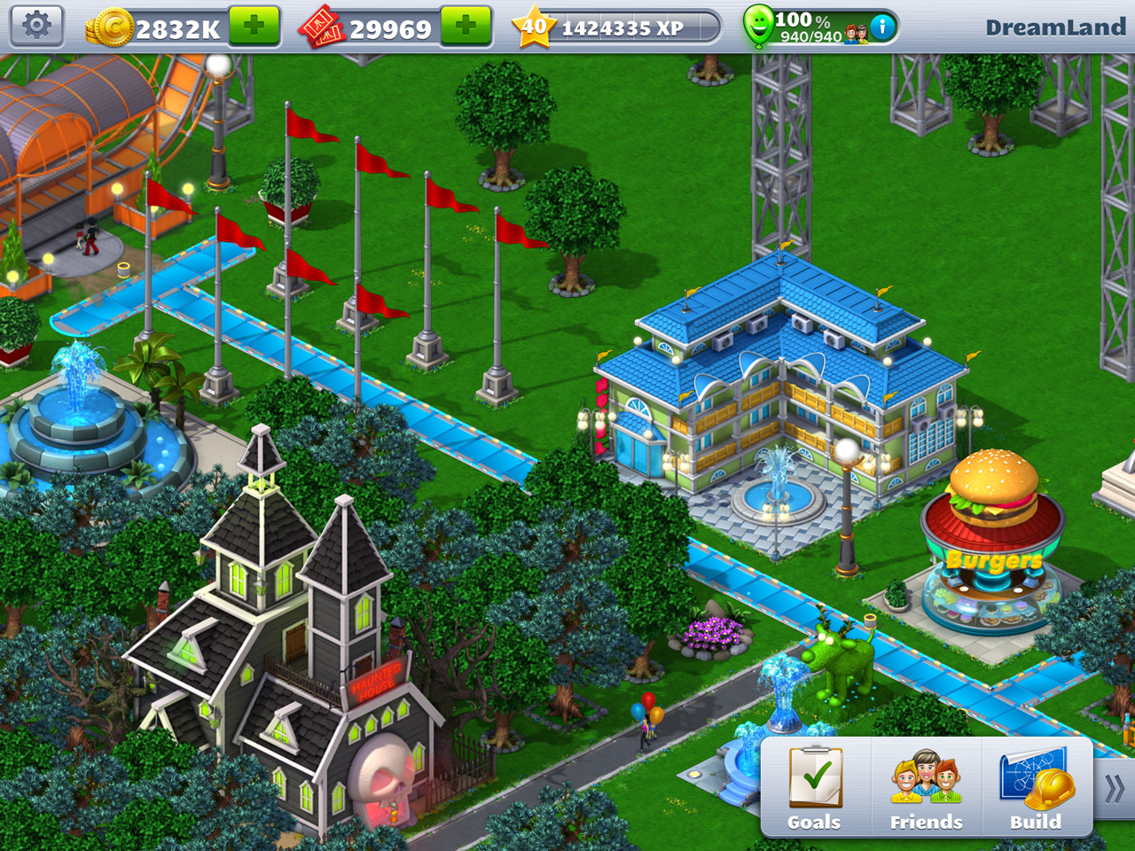 Rollercoaster Tycoon 4 Mobile Rollercoaster Tycoon