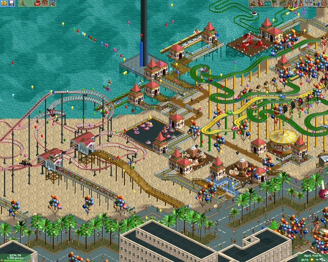 Roller coaster tycoon 2 games online casino promo codes