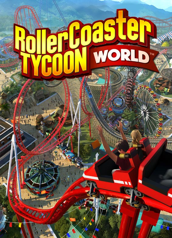 Buy - RollerCoaster Tycoon - The Ultimate Theme park Sim