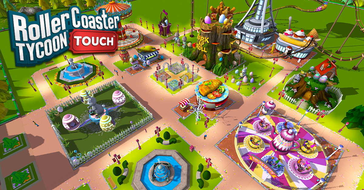 RCT - Easter 3