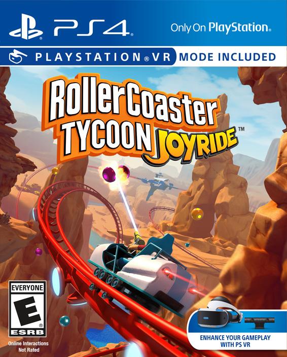 RollerCoaster Tycoon Joyride - RollerCoaster Tycoon - The ...