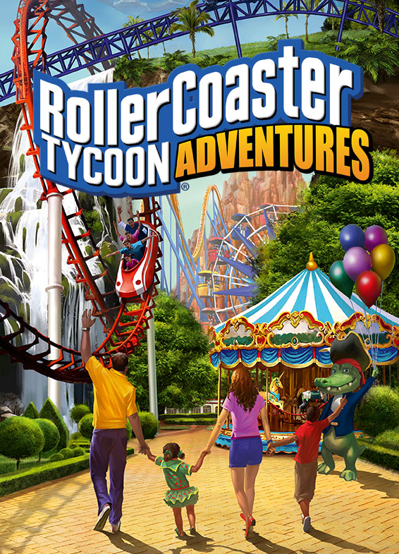 RCT Adventures - PC and Switch