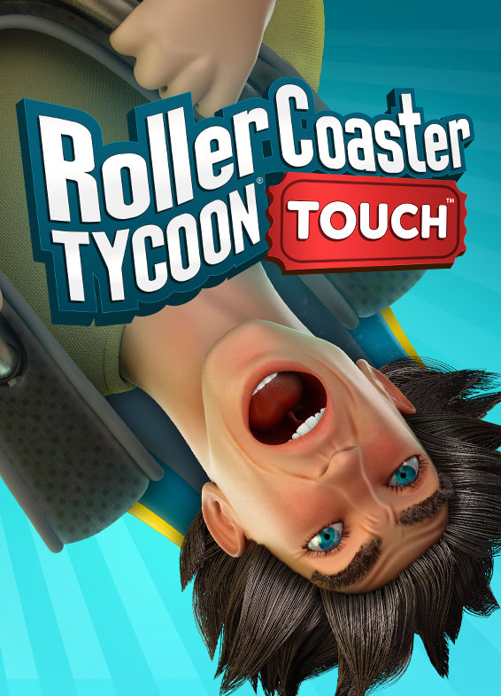 RollerCoaster Tycoon Touch - On Mobile