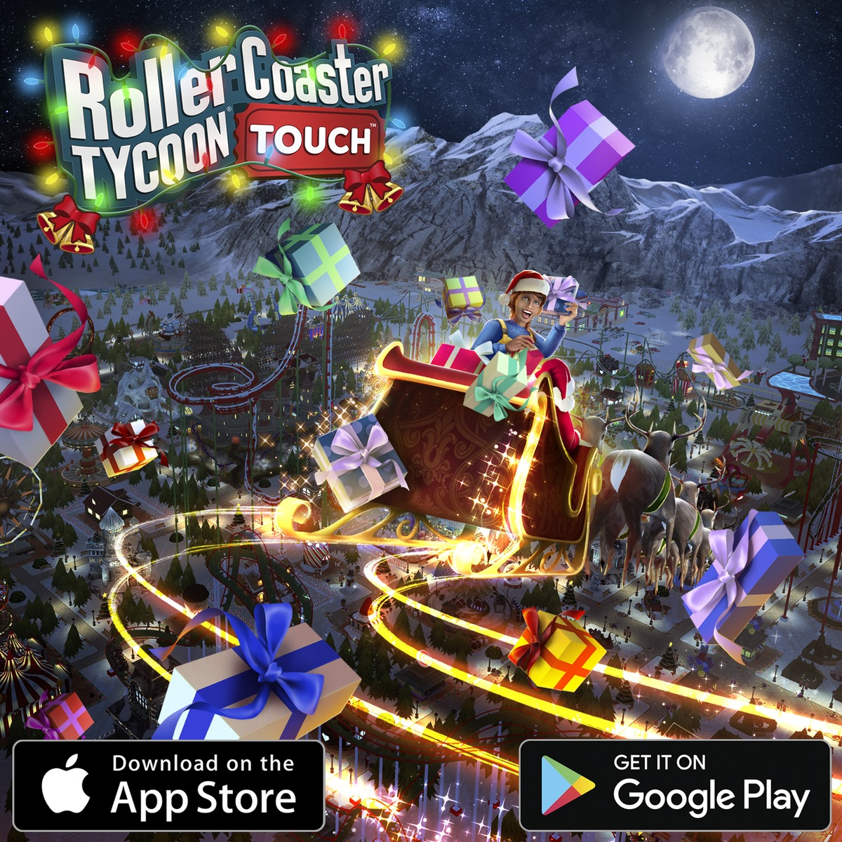 RCT Touch – Holiday Update!