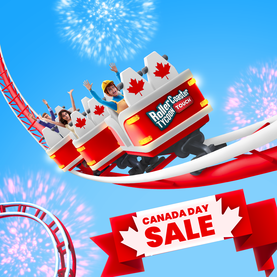 RCT Touch – Canada Day!
