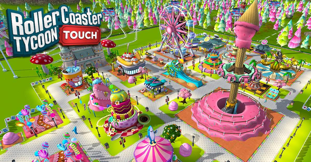 RCT Touch – Summer Season!