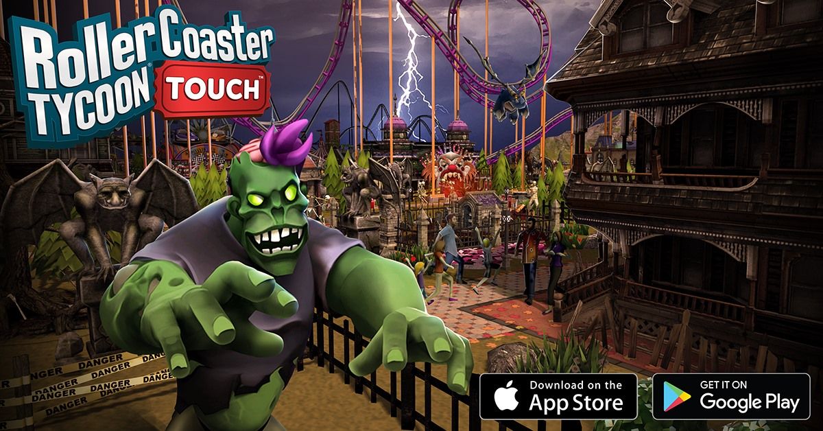 RCT Touch – Halloween Update!