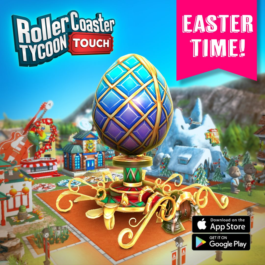 RCT Touch – Easter Season!